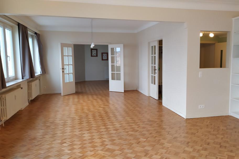 Lumineux appartement de 133 m², 3 ch, à 1200 WSL