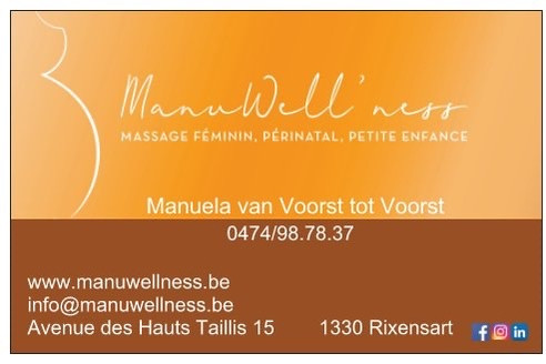 ManuWell'ness    Massage bien-être et de soin
