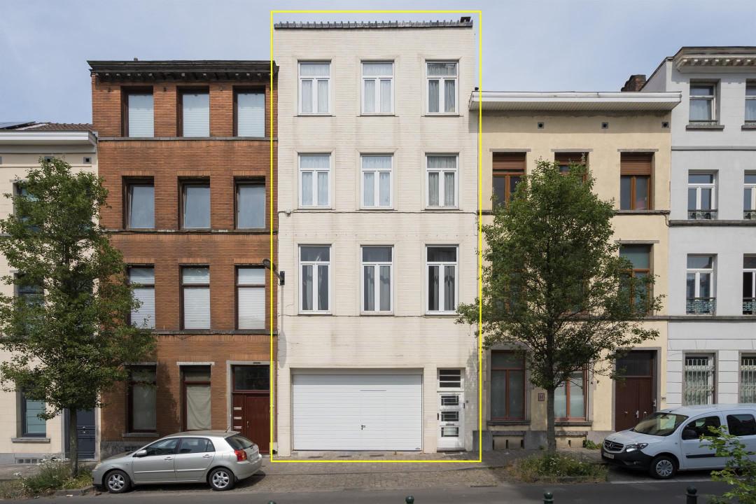 Immeuble de rapport à vendre à Ixelles