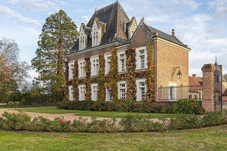 Sologne, château et gîtes à louer, 38 couchages